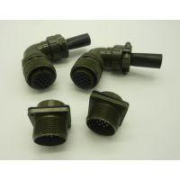 amphenol安费诺连接器MS3108A-20-27S+MS3102A