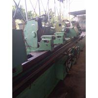 3米轧辊磨床型号MQ8450B上海一机专用轧辊磨床