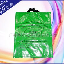 西藏内蒙新疆小吃特产手信手提塑料吊带叉耳胶袋可印刷 免费设计礼品塑料袋 PE