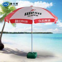 锦天翔定制定制公司LOGO伞 专做定制广告中柱太阳伞直接源头工厂
