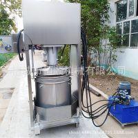 新研发自动下出渣、出汁过滤压榨机  全自动果汁果酒压滤设备
