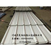 卓美彩钢板生产价格