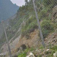 仙腾被动环形网 被动菱形钢丝绳网 热镀锌钢丝网 生产厂家