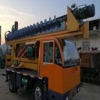 建筑打桩机地基打桩机水泥柱钻机厂家自己销售可订制