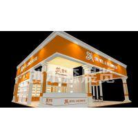 2018年上海卫浴展台搭建展览设计方案建材建筑展厅