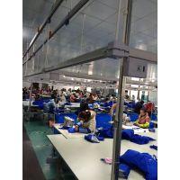 Homage/豪迈服装制衣电子厂安全供电桥架