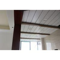 靓巢集成吊顶铝扣板长条形吊顶美式地中海北欧田园厨房餐厅卫生间