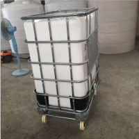 IBC集装箱运输专用 500L液体农化工包装桶
