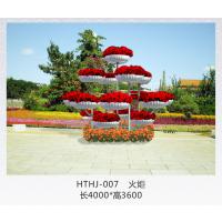 新疆花架 哈密塑木绿廊新品上市 鄯善景观花架防水耐晒