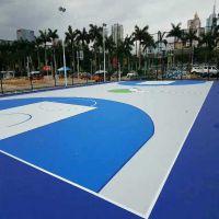 厂家直销学校球场高弹性耐磨硅pu塑胶材料5mm硅pu网球场施工