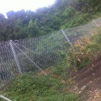 新疆被动防护网RX-025网型是柔性防护系统主要网型之一