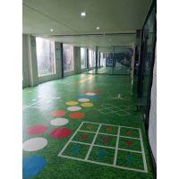 奥信德厂家供应PVC运动地板功能地胶健身房防滑防潮器械耐磨减震垫场地铺设草坪运动跑道