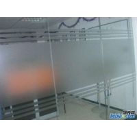 郑州玻璃贴膜公司|美居玻璃磨砂装饰膜
