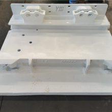 机尾偏转槽86SFCA15精细加工输送设备配件 双志 刮板输送机中部槽