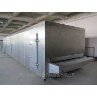 厂家直销 水饺汤圆隧道式速冻机
