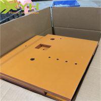 雄毅华优质电木板加工 任意切割钻孔雕刻 酚醛树脂板加工定制