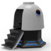 VR神州飞行 太空穿梭 VR虚拟现实飞行体验 VR游戏设备