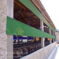 养殖帆布水池 猪场卷帘布 环保篷布鱼池 养殖场卷帘布包安装三防产业用布农业