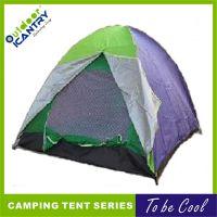 旷野户外3-4人加宽加大四门帐篷