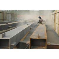 供应钢结构除锈喷砂机 汽车、旧设备翻新专用喷砂机