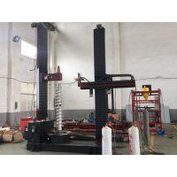 南京群信 离心机螺旋叶片耐磨层 氧乙炔合金粉末 自动喷焊设备