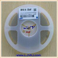 贴片电容1206 105K 25V X7R 1UF原装三星电容陶瓷