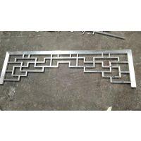 广州德普龙喷涂铝合金窗花加工定制价格合理