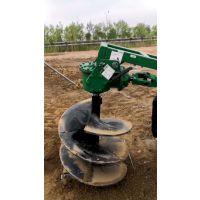 树木种植果树挖坑机农田种树苹果园梨园种树挖坑机