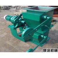 唐山发货双层重锤翻板阀、电动重锤翻板阀(400)