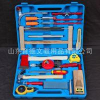教育配送 木工工具 中空定位金工工具套装
