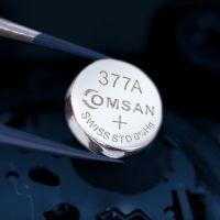 COMSAN手表纽扣电池377A/SR626SW/AG4/lr626/177石英表钮扣电子
