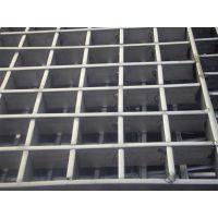 直销 q235镀锌钢格板 楼梯踏步板 平台钢格板 按需定做 方型孔