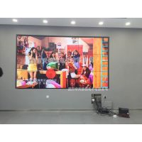 厦门46寸液晶拼接屏超窄边拼接电视墙大屏幕
