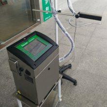 智能型全自动保质期喷码机|广州医药小字符喷码机|深圳食品饼干生产日期喷码机