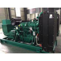 武汉发电机生产厂家.400kw玉柴柴油发电机组YC6T600L-D22