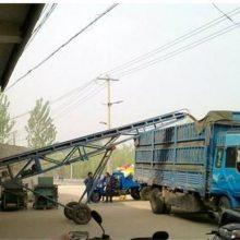 1.2米宽包胶输送机兴亚厂家耐磨 升降式皮带输送机