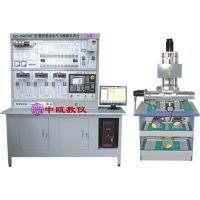 SZJ-802CMC型 数控铣床电气与维修实训台(三坐标)|机床电气实验台