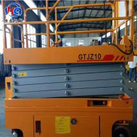 济南恒启GTJZ0.23-8全自动升降台 6米 14米升降机 现货销售 售后完善