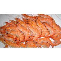 滨州南美白对虾批发 熟冻对虾海鲜价格