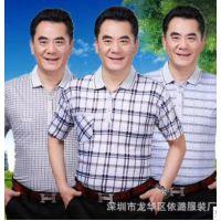 安徽安庆摆摊进货货源男装T恤去哪里拿货便宜纯棉韩版男装T恤