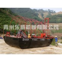 湖北小型抽沙设备6寸割边船出厂价格3.8万
