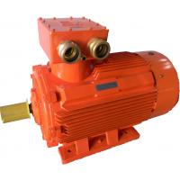 ATEX 防爆电机, EXDIICT4等级,欧洲认证