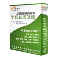 福欣小狐仙百货批发专业进销存管理软件 简单易用 高效管理