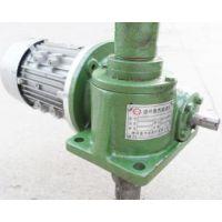 宁安SWL5 QWL5 CS5 JWM系列蜗轮蜗杆升降机SWL2.5蜗轮丝杆升降机SWL5减速机多少