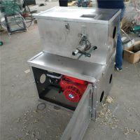 小型流动式膨化机 鼎信供应玉米爆花视频 柴电两用杂粮膨化机