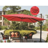 合肥商业街咖啡店门口外摆阳伞桌椅组合太阳伞休闲桌椅