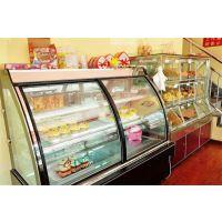徽点 前开门蛋糕柜,保鲜展示柜厂家直销,甜品冷藏柜