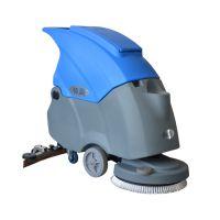 武汉玩具厂用手推式洗地机价格|依晨电瓶式单刷洗地机YZ-50特价促销