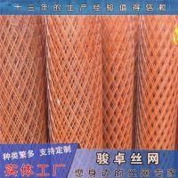 铁板过滤钢板网 金属菱形粮仓网计算 支持定制