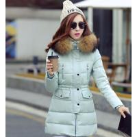 便宜秋冬新款女装羽绒服 韩版女式棉衣薄款外套 外贸尾单厂家亏本清货羽绒服